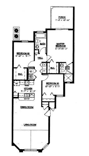 Clubhouse Lofts: Floor Plans